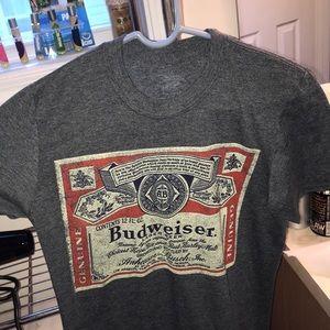 Budweiser t-shirt
